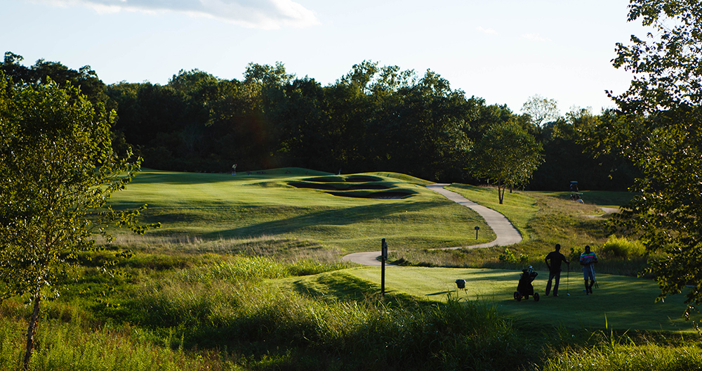 Heart of America Golf Course